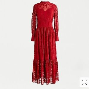 •MAKE ANY OFFER• $189 NWT JCrew Embroidered DRESS